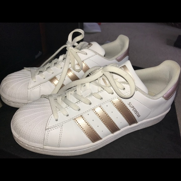 buy online 272b2 2e47d adidas Shoes - Adidas all star ROSE GOLD